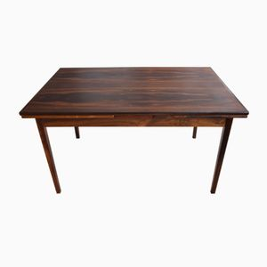 Danish Brazilian Rosewood Dining Table, 1960s