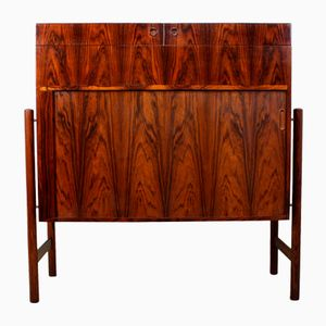 Mid-Century Dry Bar in Rosewood from Mogens Kold