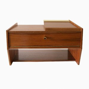 Mid-Century Wall Console or Telephone Shelf, 1960s