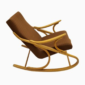 Bentwood Rocking Chair, 1960s