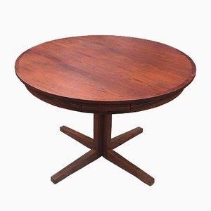 Flip-Flap or Lotus Teak Table from Dyrlund, 1960s