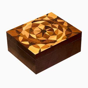 Scatola per sigari in legno di Francesca Mondini per Framondi, 2018
