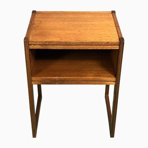 Teak Side Table, 1970s