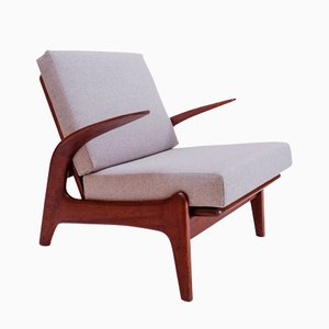 Mid-Century Dutch Easy Chair from de Ster Gelderland