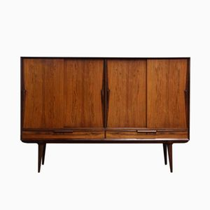 Vintage Model 13 Danish Rosewood Sideboard from Omann Jun