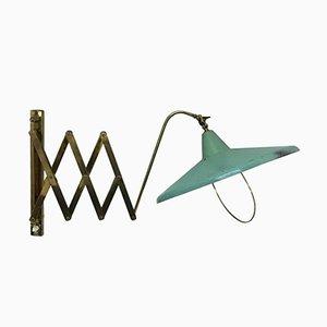 Mid-Century Italian Modern Scissor Lamp, 1950s