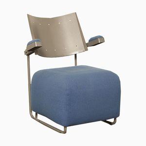 Oscar Lounge Chair by Harri Korhonen for Inno Interior Oy, 1980s