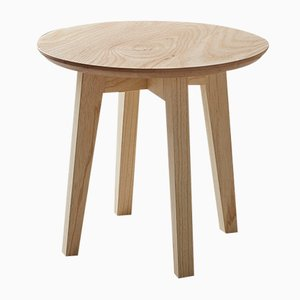 Table Basse Ronde 350 par Mandie Beuzeal pour Beuzeval Furniture