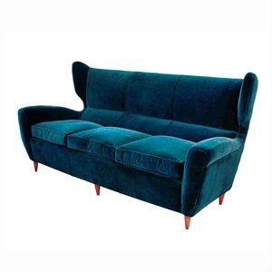 Three-Seater Sofa by Paolo Buffa, 1950