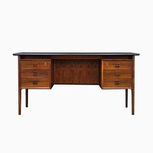 Dänischer vintage Schreibtisch von Arne Vodder