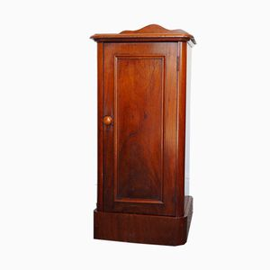 Antique Victorian Mahogany Pot Cupboard or Nightstand