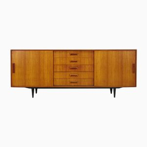 Large Vintage Danish Sideboard from Vemb Møbelfabrik