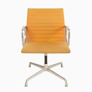 EA 107 Desk Chair by Charles & Ray Eames for Herman Miller, 1950s