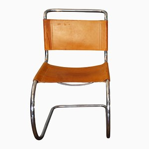Swing Chair by Ludwig Mies Van Der Rohe for Fasem, 1984
