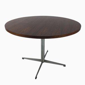 Walnut Veneer Coffee Table, 1960s