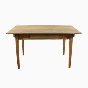 Antique Cherrywood Table, 1850s