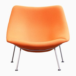 F157 Oyster Lounge Chair by Pierre Paulin for Artifort, 1970s