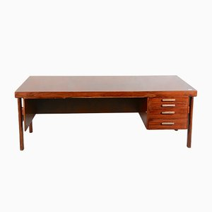 Mid-Century Rio Rosewood No 234 Desk by Arne Vodder for Sibast, 1960s