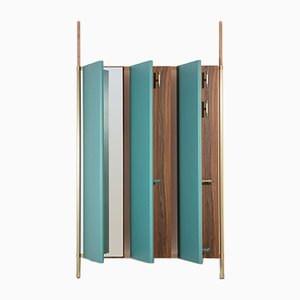 Vento Entrance Rack by Viviana De Grandi for Medulum