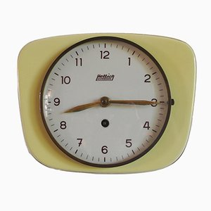 Wall Clock from Hettisch Schwebegang, 1950s