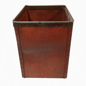 Container mit Metallrändern von Suroy, 1920er