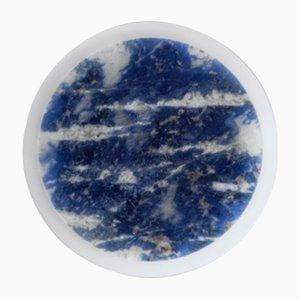 Blue Impronte Centerpiece by gumdesign for La Casa di Pietra
