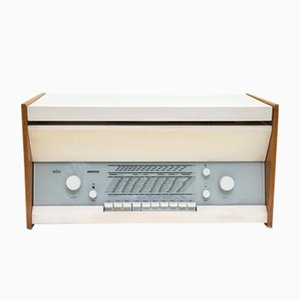 Series Atelier 1-81 Turntable by Dieter Rams for Braun, 1960s