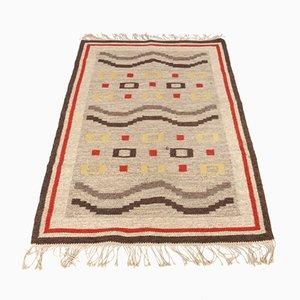 Vintage Handwoven Rug