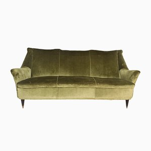 Grünes Sofa, 1960er