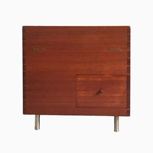 Model AT-34 Bar Cabinet by Hans J. Wegner for Andreas Tuck, 1950s