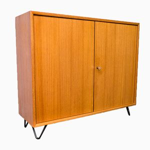 German Teak Cabinet from WK Möbel, 1960s