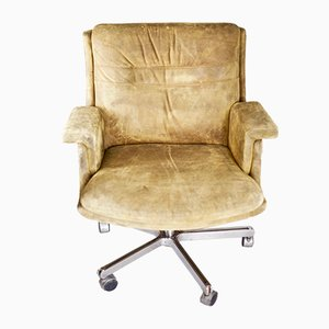 French Office Chair by Raphael Raffel for Apelbaum, 1970s