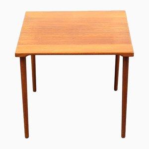 Mid-Century Teak Side Table by Peter Hvidt & Orla Mølgaard-Nielsen for France & Søn, 1960s