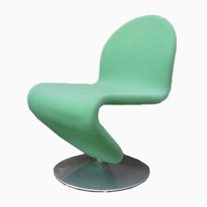 1-2-3 Series Chair by Verner Panton for Fritz Hansen, 1970s