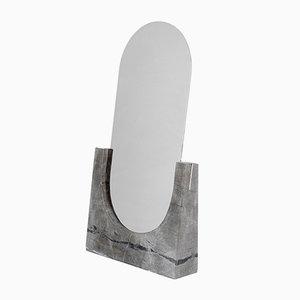 Vuoti Riflessi Mirror by gumdesign for La Casa di Pietra