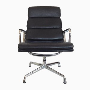 Vintage EA 216 Swivel Chair by Charles & Ray Eames for Vitra