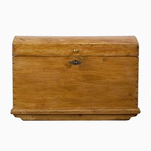 Small Chest with Dome Lid, 1830s