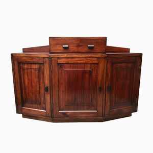 Vintage Art Deco Style Sideboard Cabinet