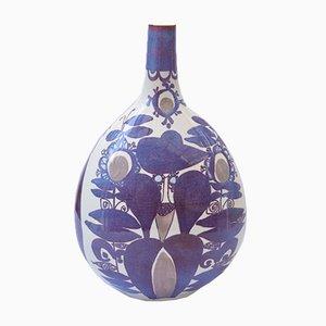 Vase Gourd Vintage par Kari Christensen pour Royal Copenhagen