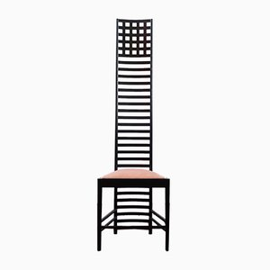 Vintage Hill House 1 Chair by Charles Rennie Mackintosh for Cassina