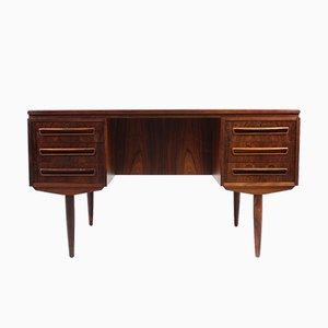 Dänischer Mid-Century Schreibtisch aus Palisander, 1950er