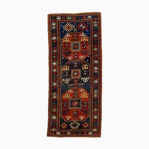 Tapis Chajli Kazak Antique Noué à la Main