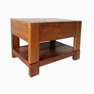 Vintage Palisander Nachttisch von Regain