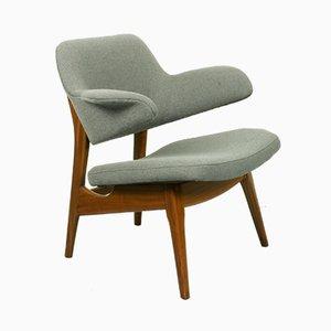Armlehnstuhl von Louis van Teeffelen für Wébé, 1960er