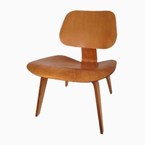 Vintage LCW Chair by Charles & Ray Eames for Herman Miller