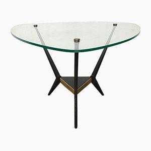 Tripod Coffee Table by Angelo Ostuni, 1950s
