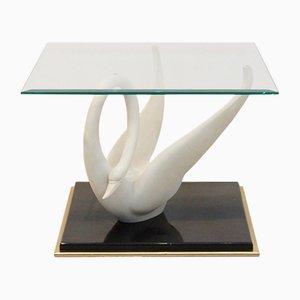 Vintage Swan Table from Maison Jansen