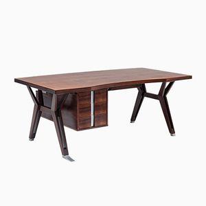 Vintage Terni Schreibtisch von Ico & Luisa Parisi für M.I.M Roma