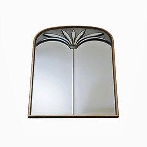 Palmen Spiegel von Vivai del Sud, 1970er