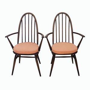 Quaker 365 Esszimmerstühle von Lucian Ercolani für Ercol, 1960